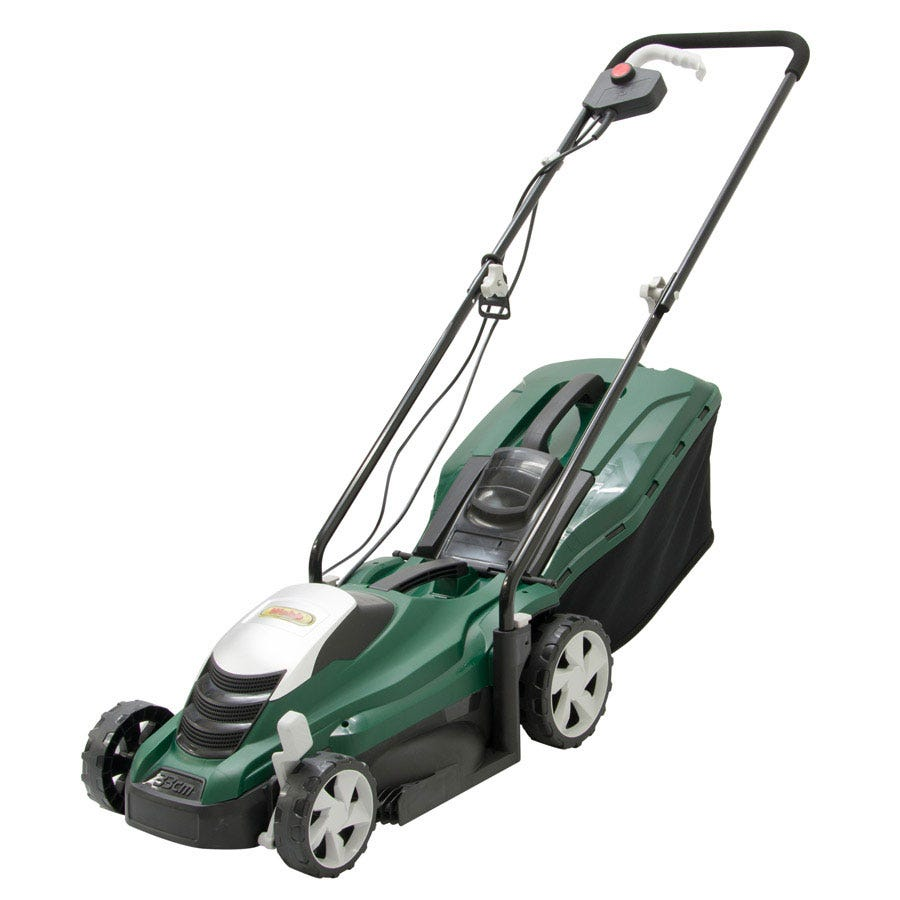 Compare prices for Webb ER33 33cm Electric Rotary Lawnmower