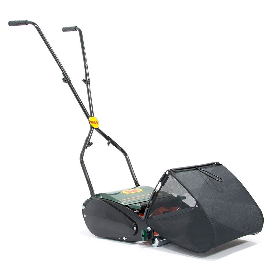 Compare prices for Webb H12R 30cm Roller Hand Mower