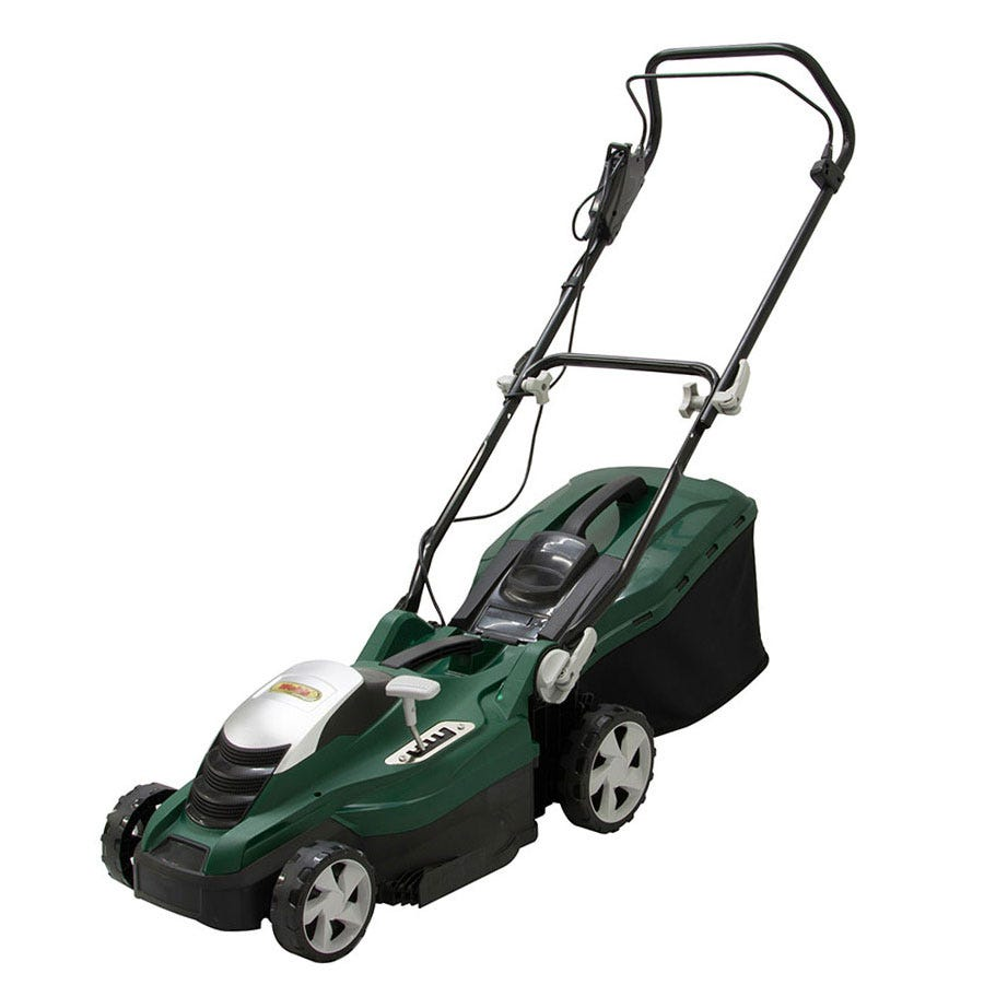Compare prices for Webb ER40 40cm Electric Rotary Mower