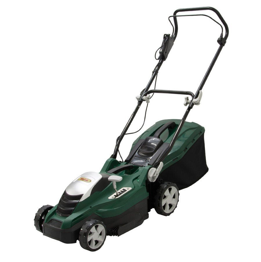 Compare prices for Webb ER36 36cm Electric Rotary Mower
