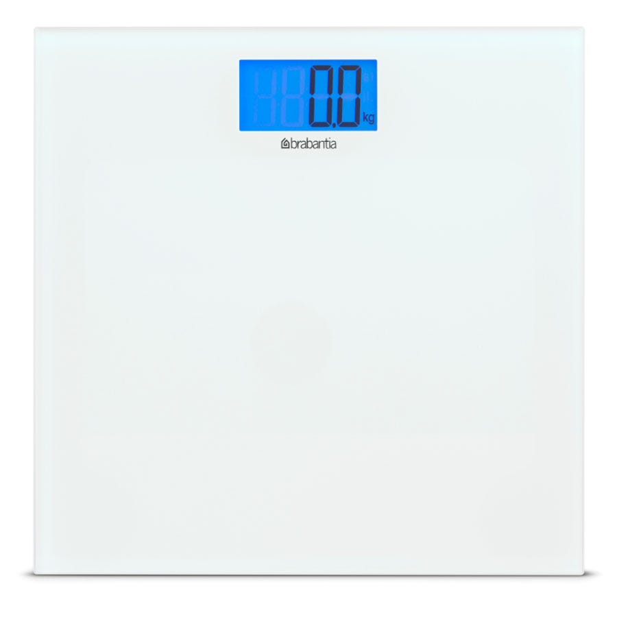 Image of Brabantia Digital Bathroom Scales - White