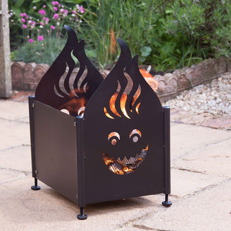 Compare prices for Gardeco Wacky Fire Pit