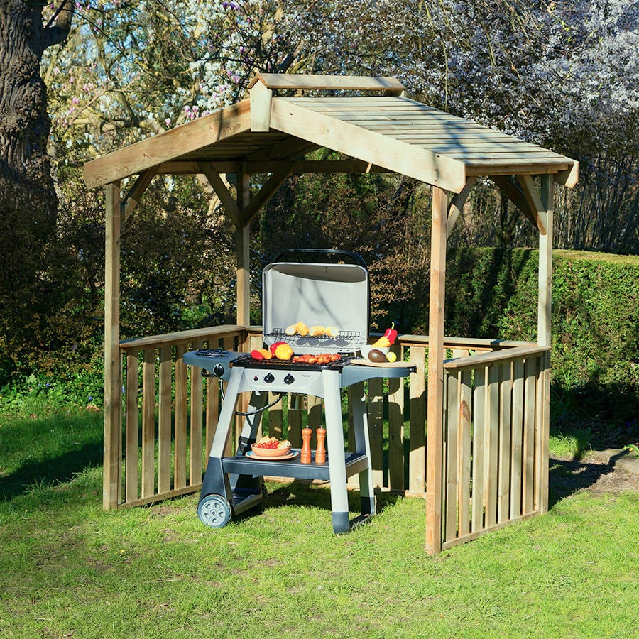 Compare prices for Zest4Leisure Ashton BBQ Shelter