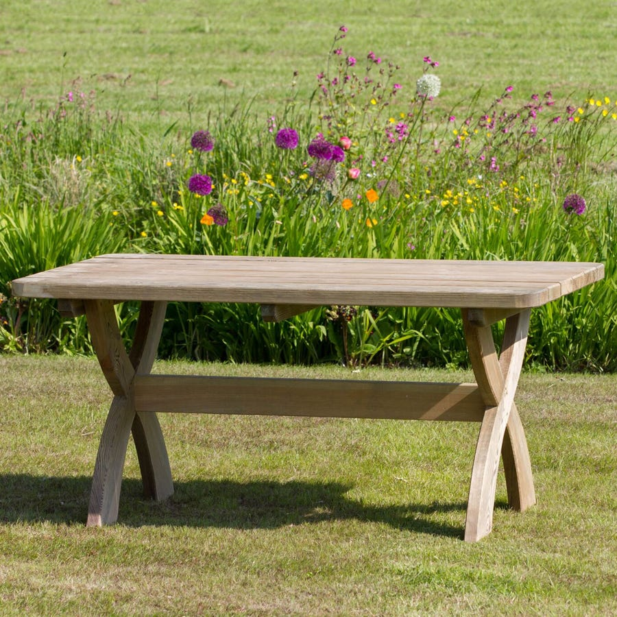 Compare prices for Zest4Leisure Bavarian Style Harriet Garden Table