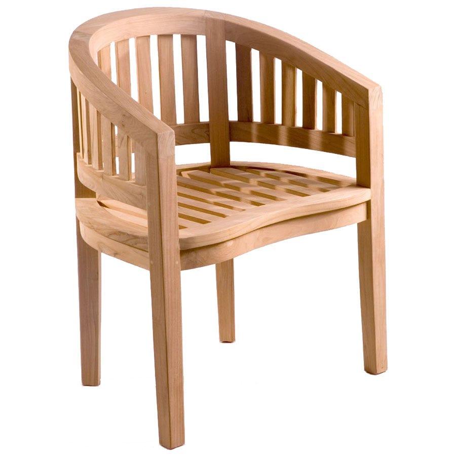 Charles Bentley San Diego Wooden Garden Armchair