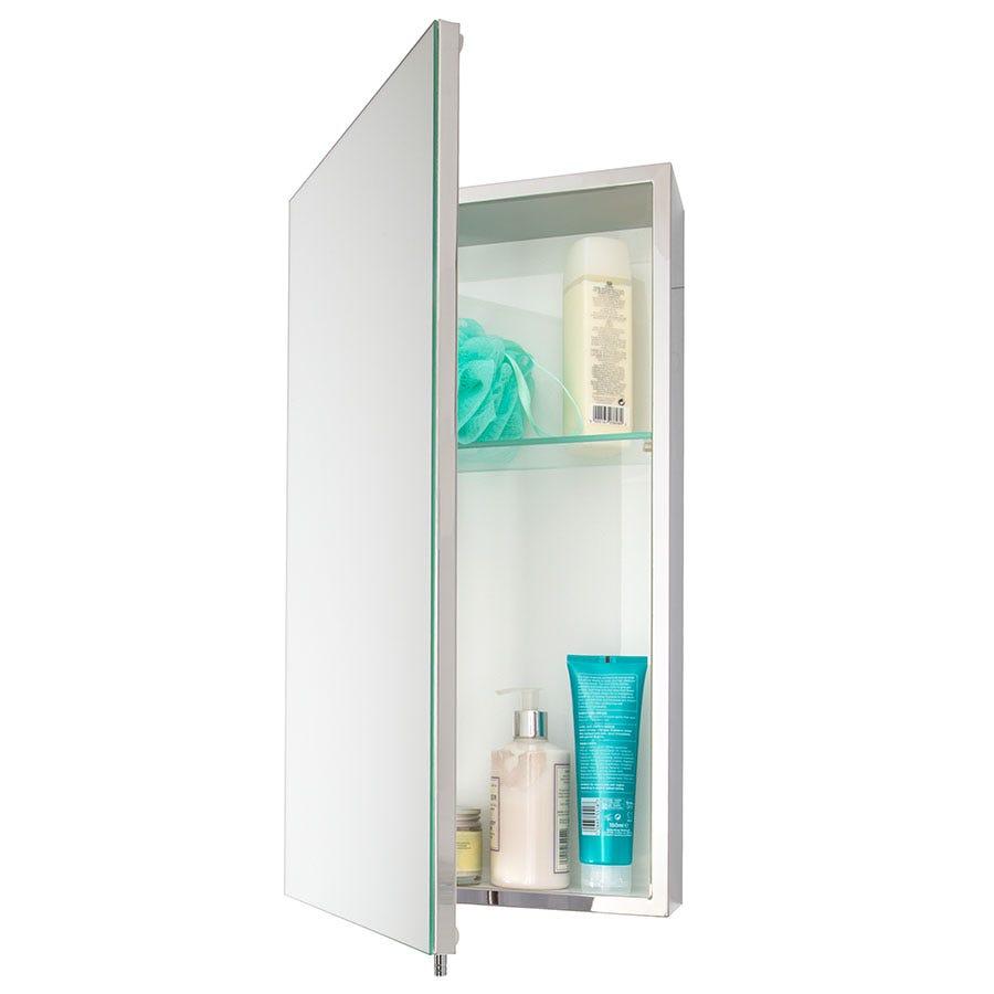 Croydex Anton Single Door Standard Cabinet