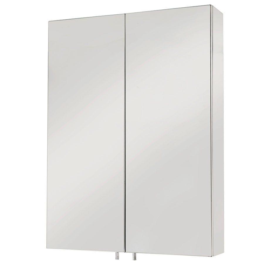 Croydex Anton Double Door Standard Cabinet