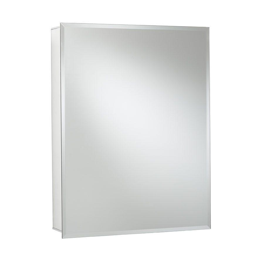 Croydex Haven Single Door Cabinet