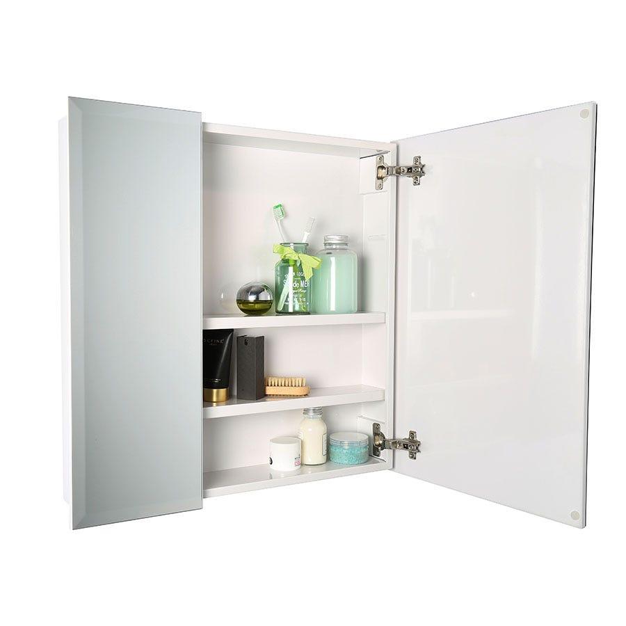 Croydex Wellington Double Door Bi-View Cabinet