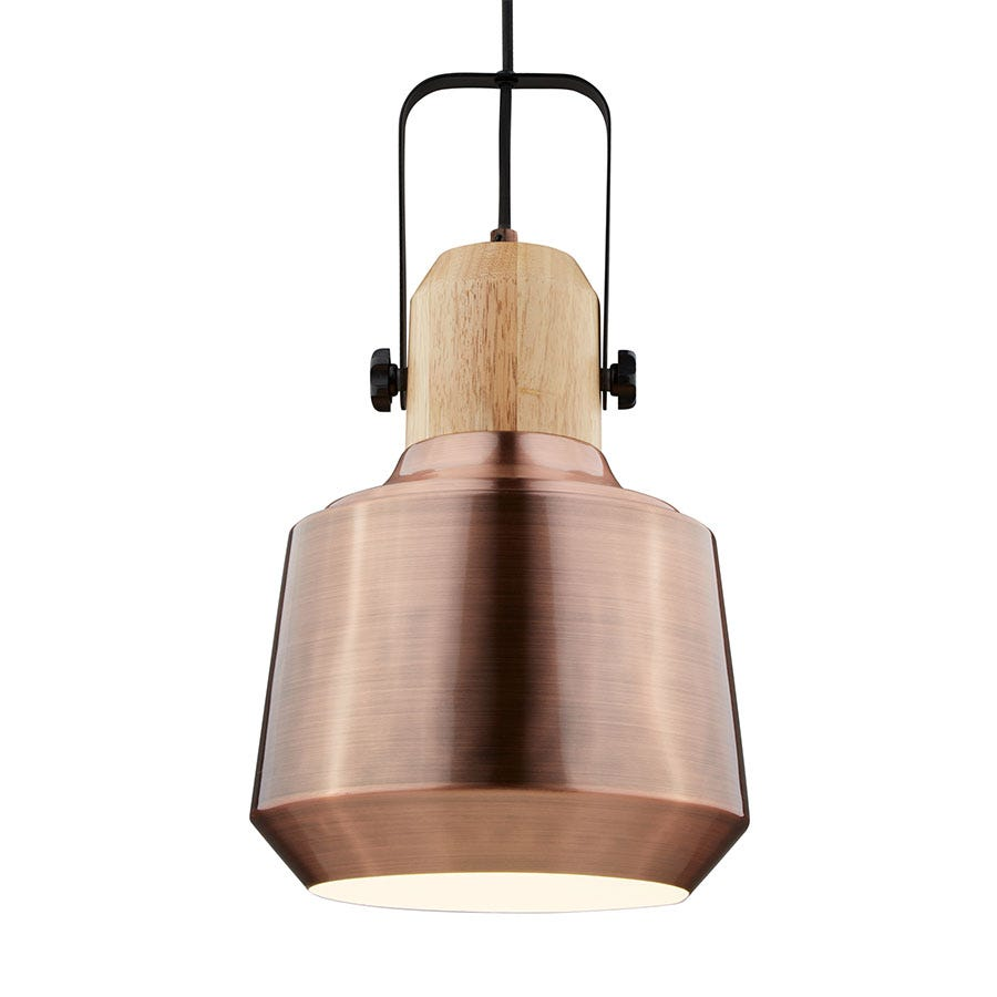 Compare prices for Searchlight Lighting Collection Anya Copper Ceiling Pendant