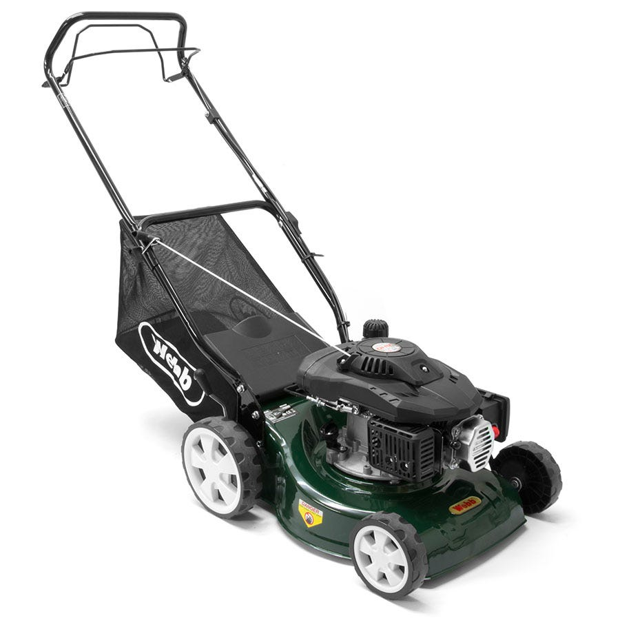 Image of Webb WER40SP 99c Petrol Powerdrive Lawnmower