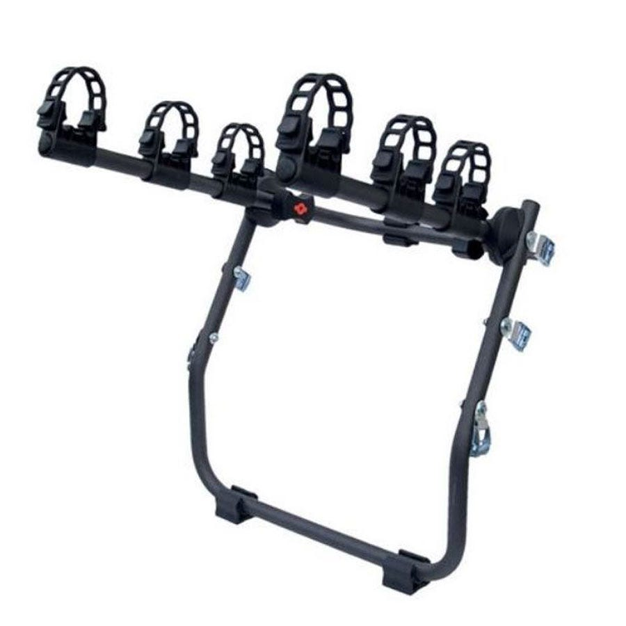 Compare prices for Menabo Mistral Rear-Mounted Bike Rack for 3 Bikes