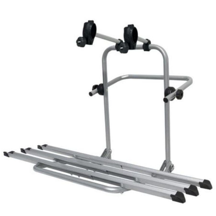 Compare prices for Menabo Boa 4x4 Spare Wheel Rear-Mounted Bike Rack for 3 Bikes - Silver