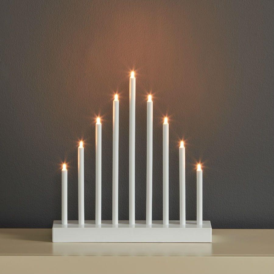 xmas candle bridge. Black Bedroom Furniture Sets. Home Design Ideas