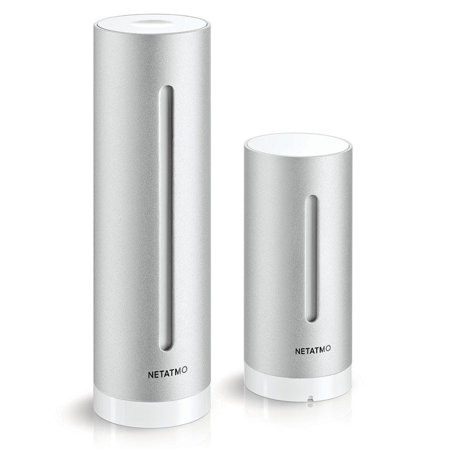 Compare retail prices of Netatmo Personal Weather Station to get the best deal online