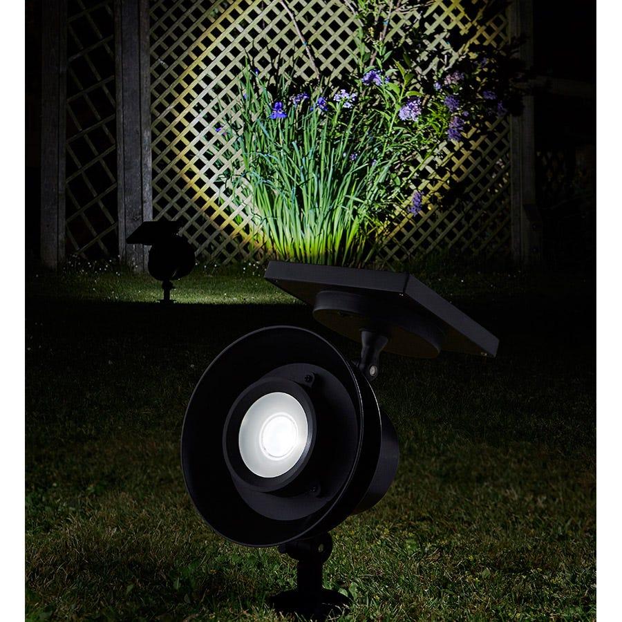 Smart Solar Smart Garden Solar Ultima Spotlight