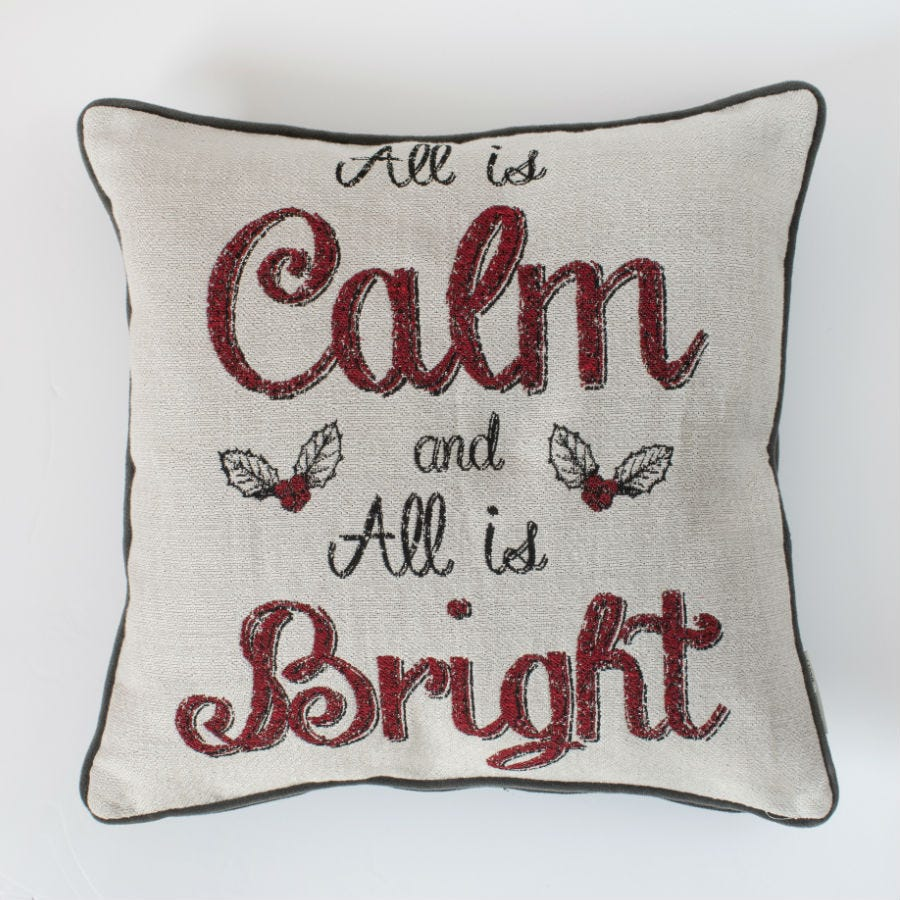 Compare prices for Gallery All is Calm Cushion