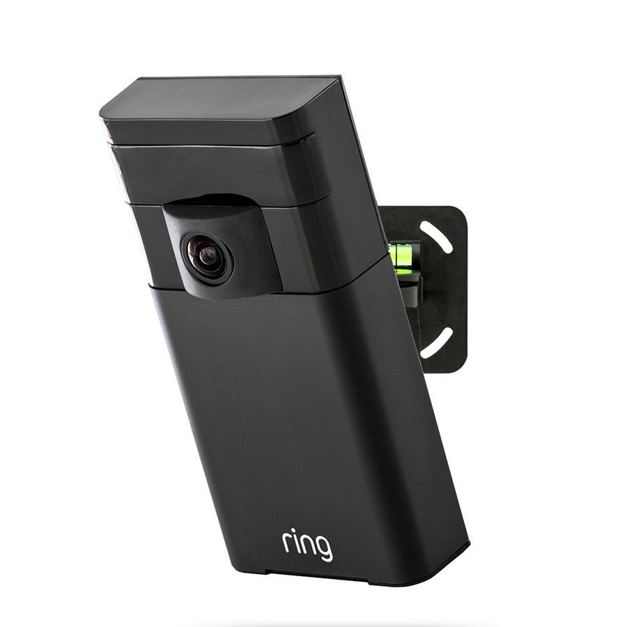 Ring Stick Up Cam with Night Vision