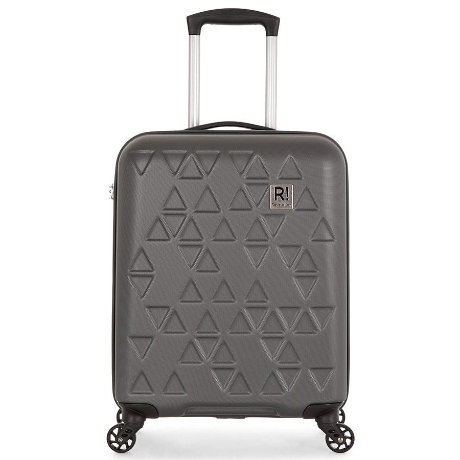 Compare prices for Revelation by Antler Echo 4-Wheel Cabin Suitcase - Charcoal