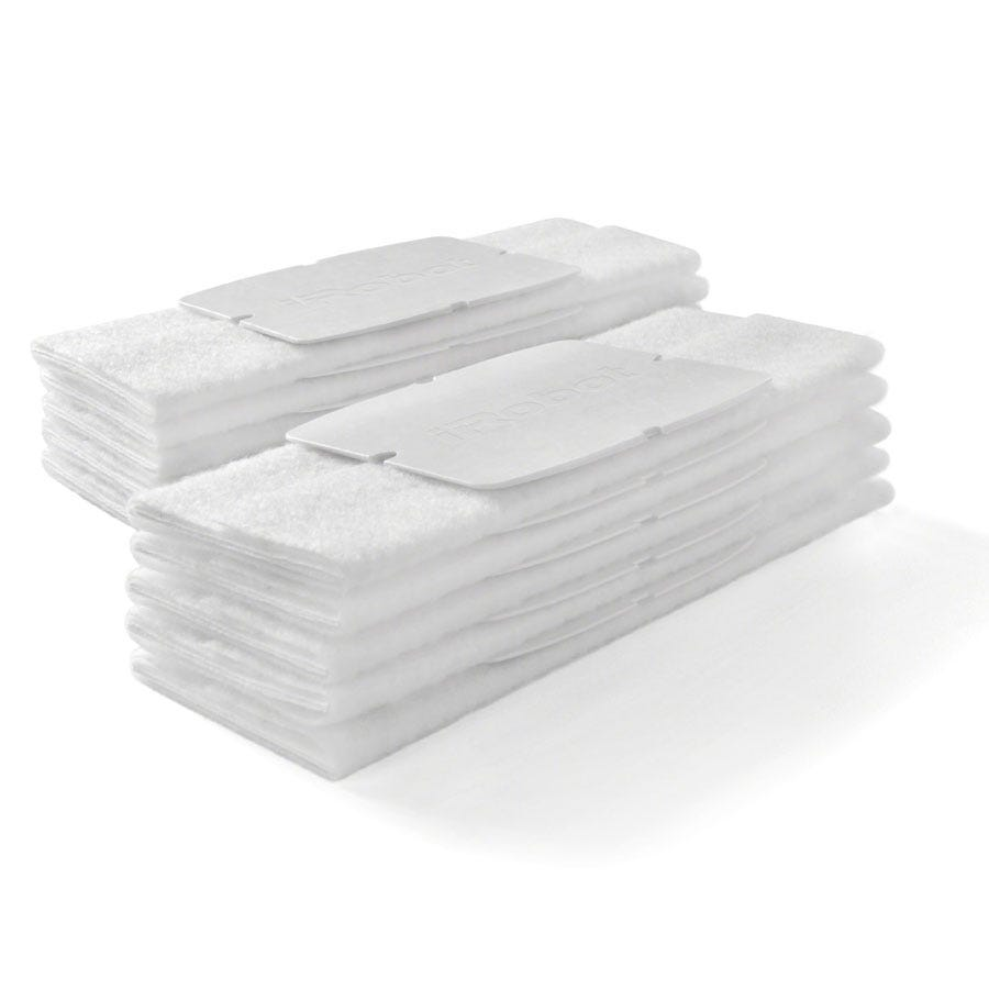 Compare prices for iRobot Braava Jet 240 Dry Sweeping Pads - Pack of 10