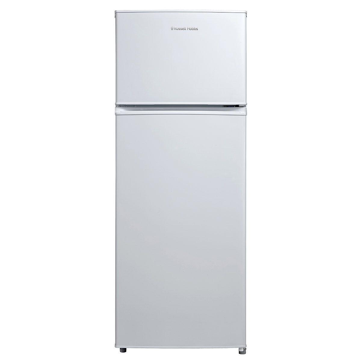 Russell Hobbs RH55TMFF143 205L Fridge Freezer - White