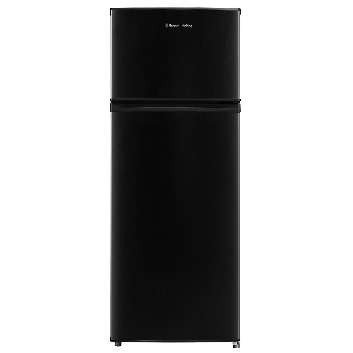 Russell Hobbs RH55TMFF143 204L Fridge Freezer - Black