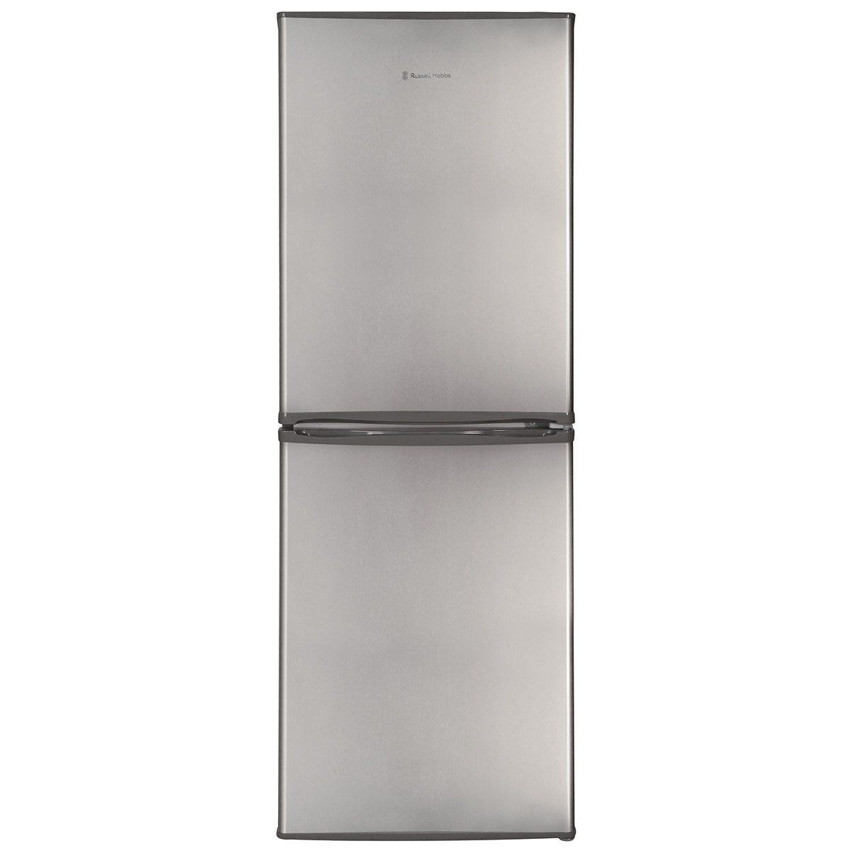 Russell Hobbs RH50FF144 167L Fridge Freezer - Stainless Steel