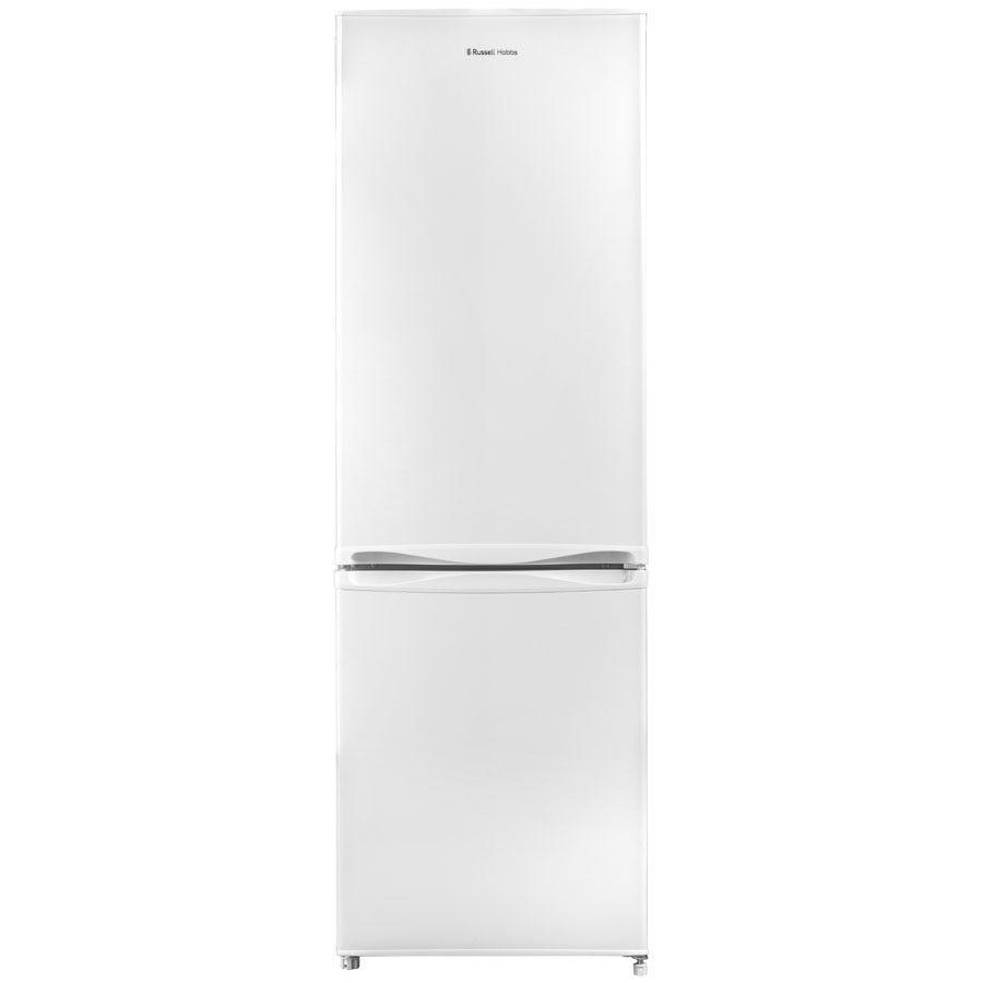 Russell Hobbs RH55FF171W Wide 230L Freestanding Fridge Freezer - White