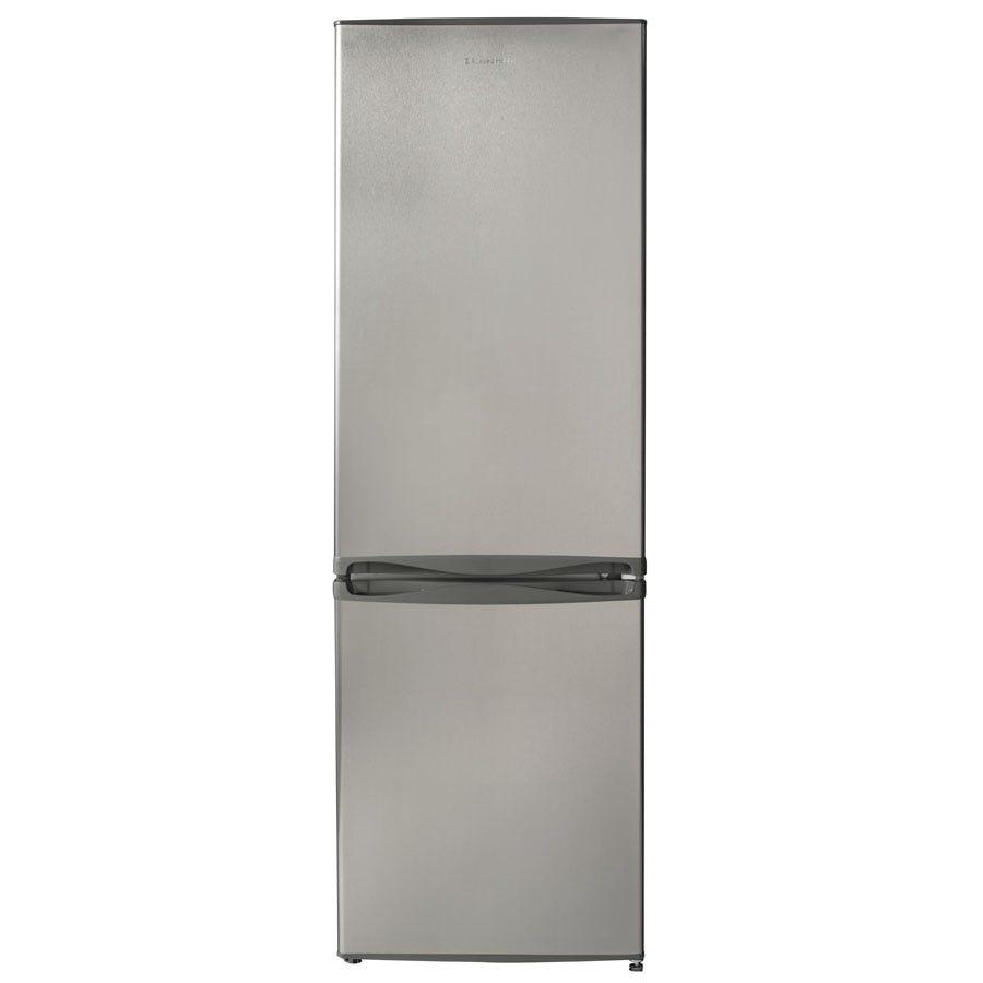 Russell Hobbs RH55FF171B Wide 230L Freestanding Fridge Freezer - Stainless Steel