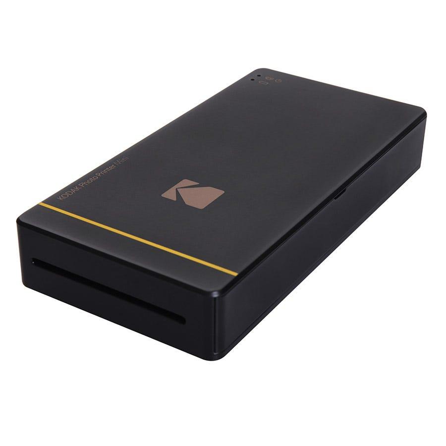 Kodak PM-210 Wireless Mini Photo Printer - Black