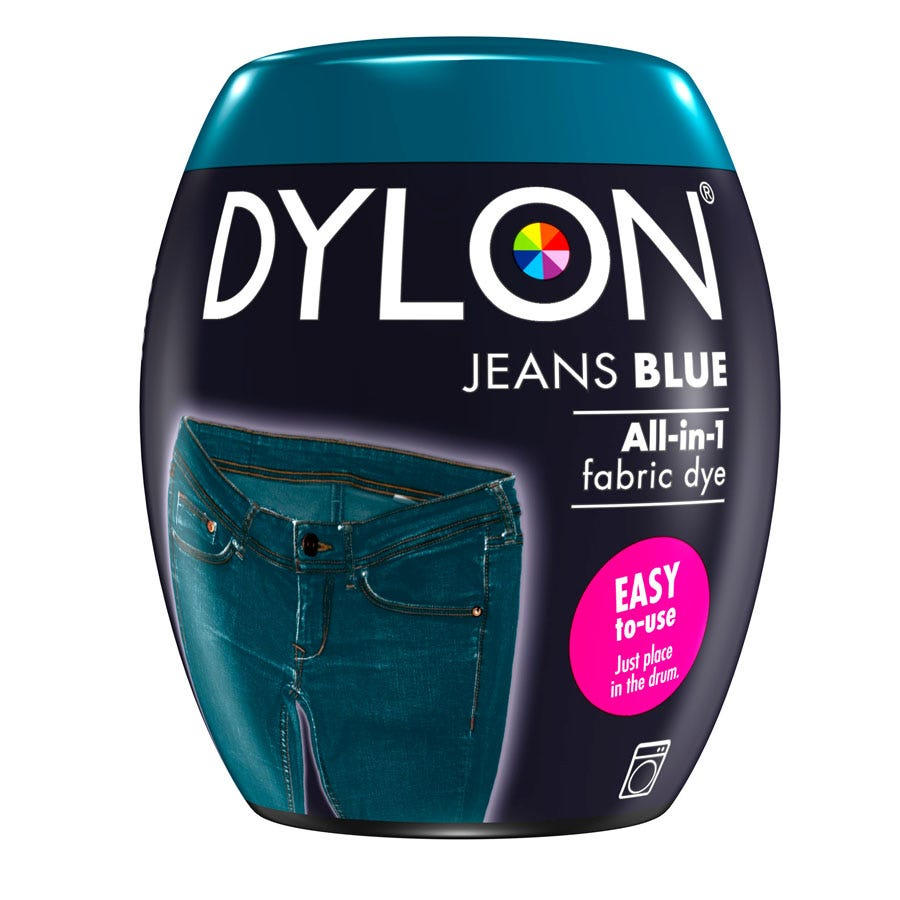 Compare cheap offers & prices of Dylon Machine Dye Pod 41 - Jeans Blue manufactured by Dylon