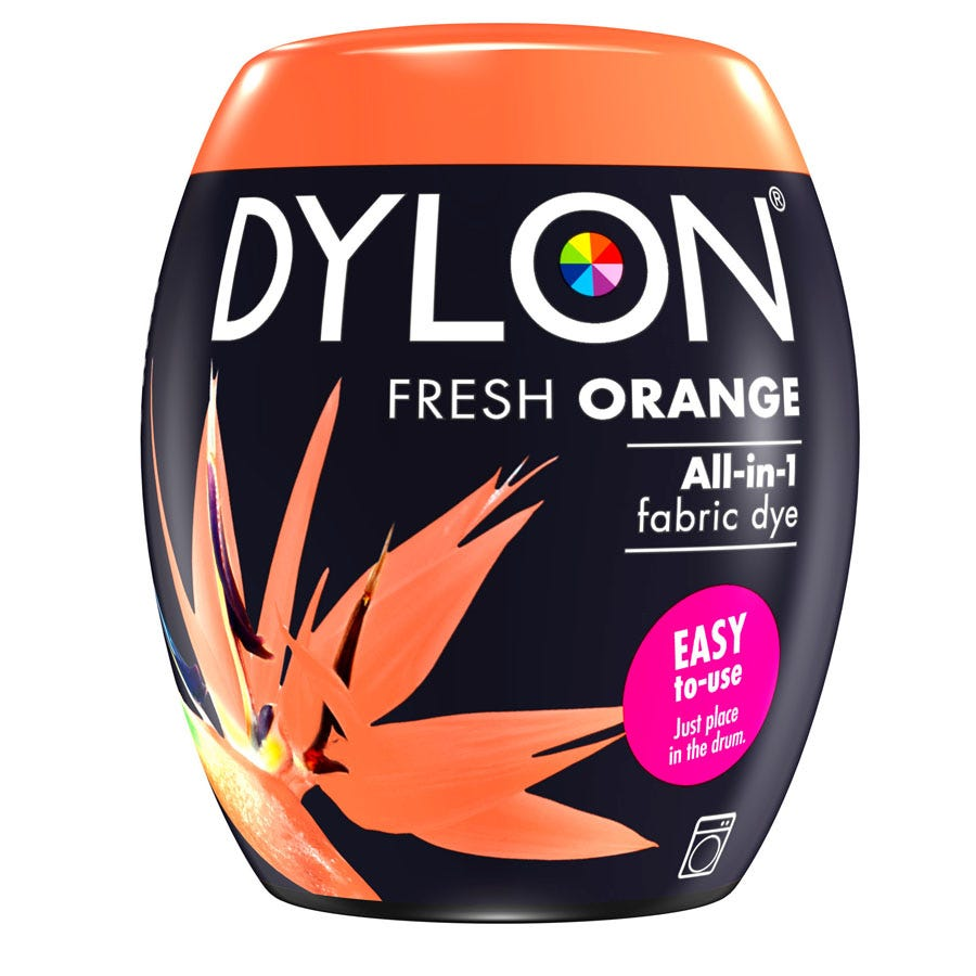 Compare prices for Dymanic Dylon Machine Dye Pod 55 - Fresh Orange