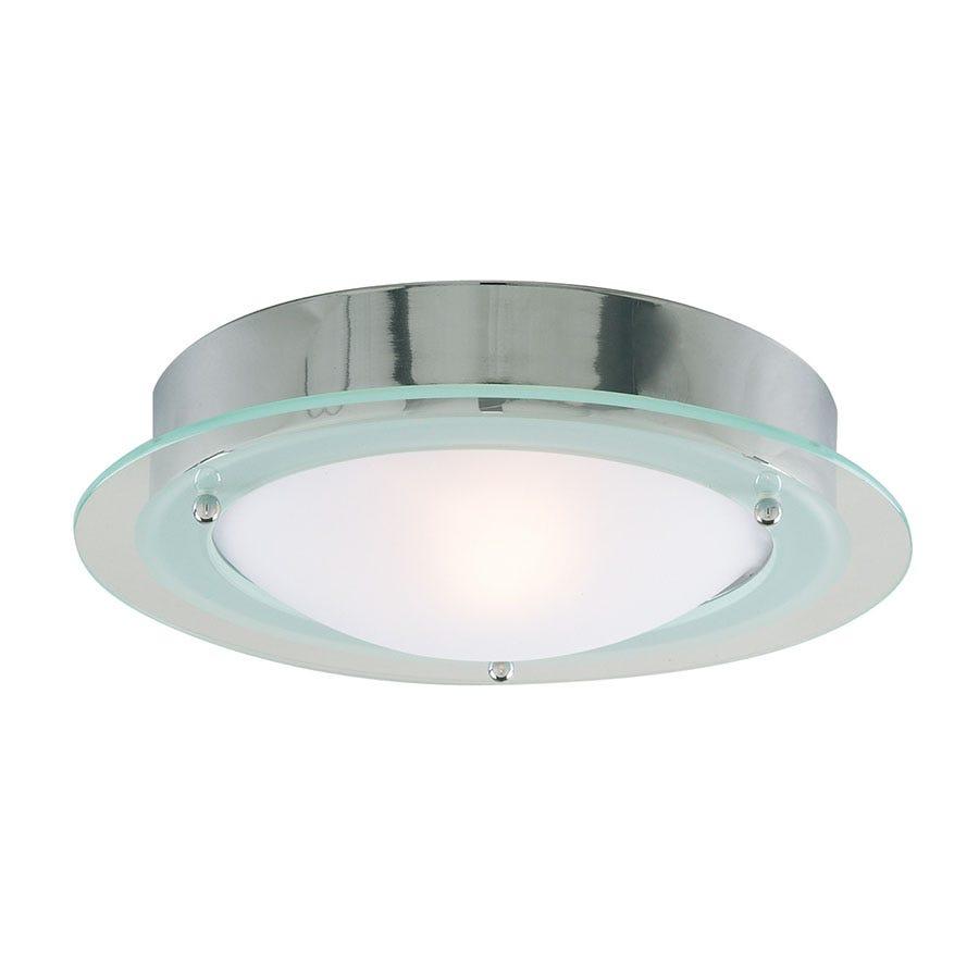 Compare prices for Searchlight Havana 1-Light Flush Ceiling Light