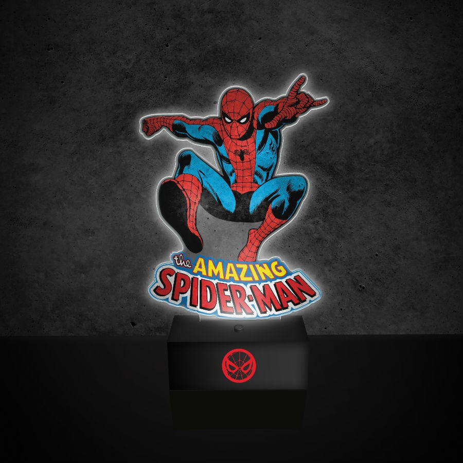 Compare retail prices of Marvel Comics Spiderman Light to get the best deal online