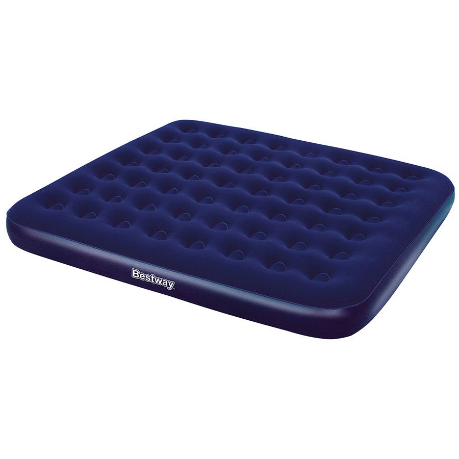 Compare cheap offers & prices of Bestway Flocked Inflatable Air Bed - King manufactured by Bestway