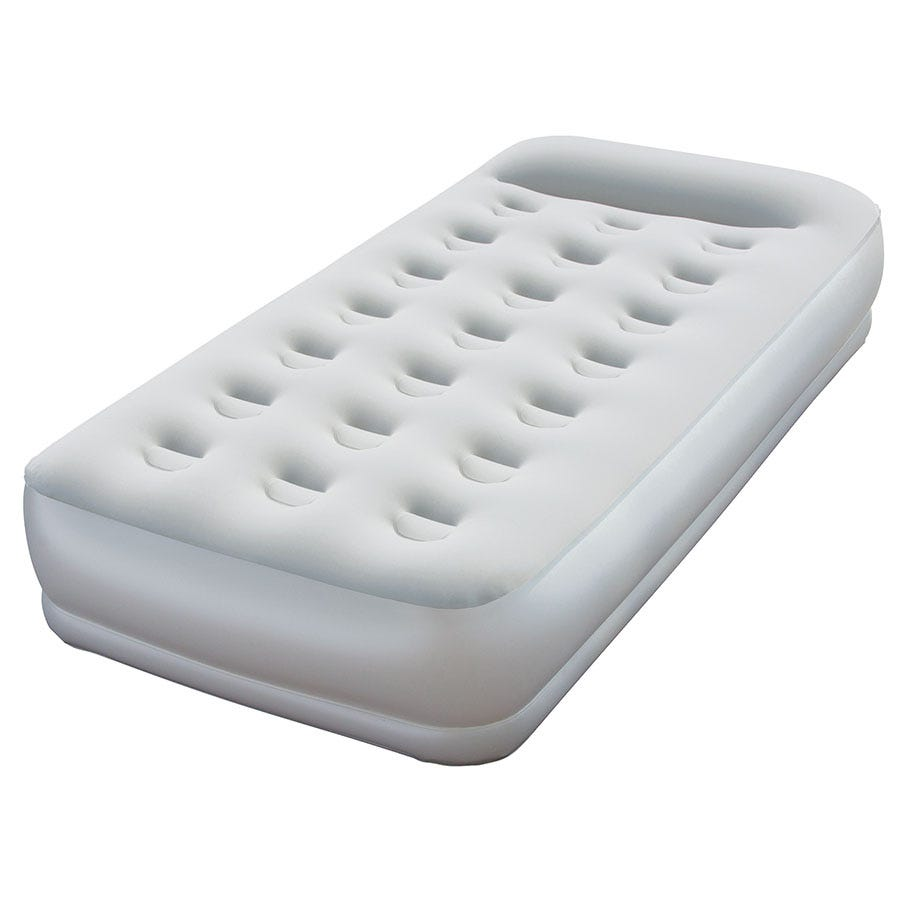 Compare prices for Bestway Restaira Premium Inflatable Air Bed with Air Pump - Single