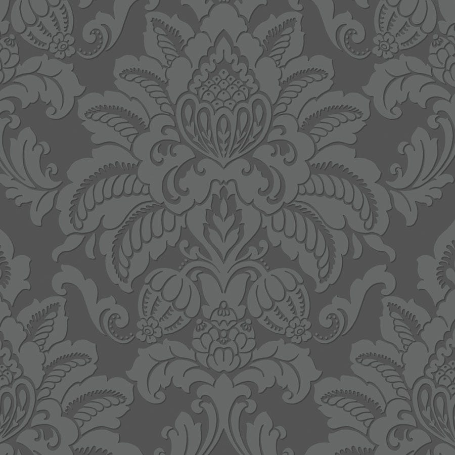 Cheapest price of Arthouse Glisten Wallpaper - Gunmetal in new is £14.99