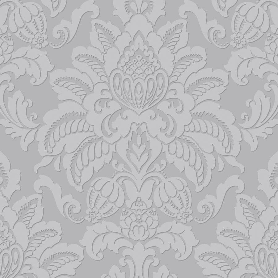 Cheapest price of Arthouse Glisten Wallpaper - Platinum in new is £14.99
