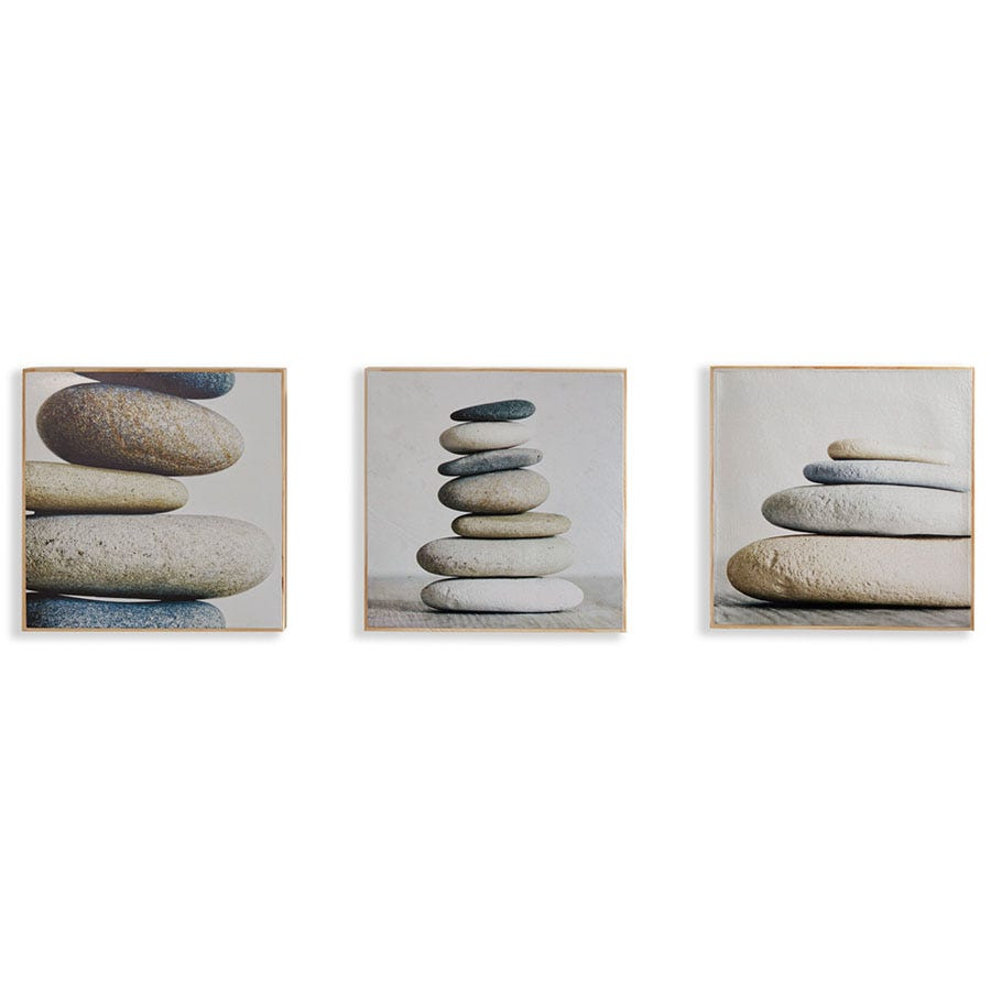 Compare cheap offers & prices of Arthouse Timeless Wooden-Framed Wall Canvases - Set of 3 manufactured by Arthouse