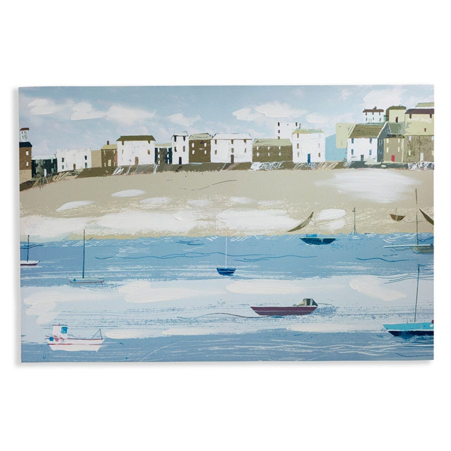 Compare cheap offers & prices of Arthouse Fishermans Tale Wall Canvas manufactured by Arthouse