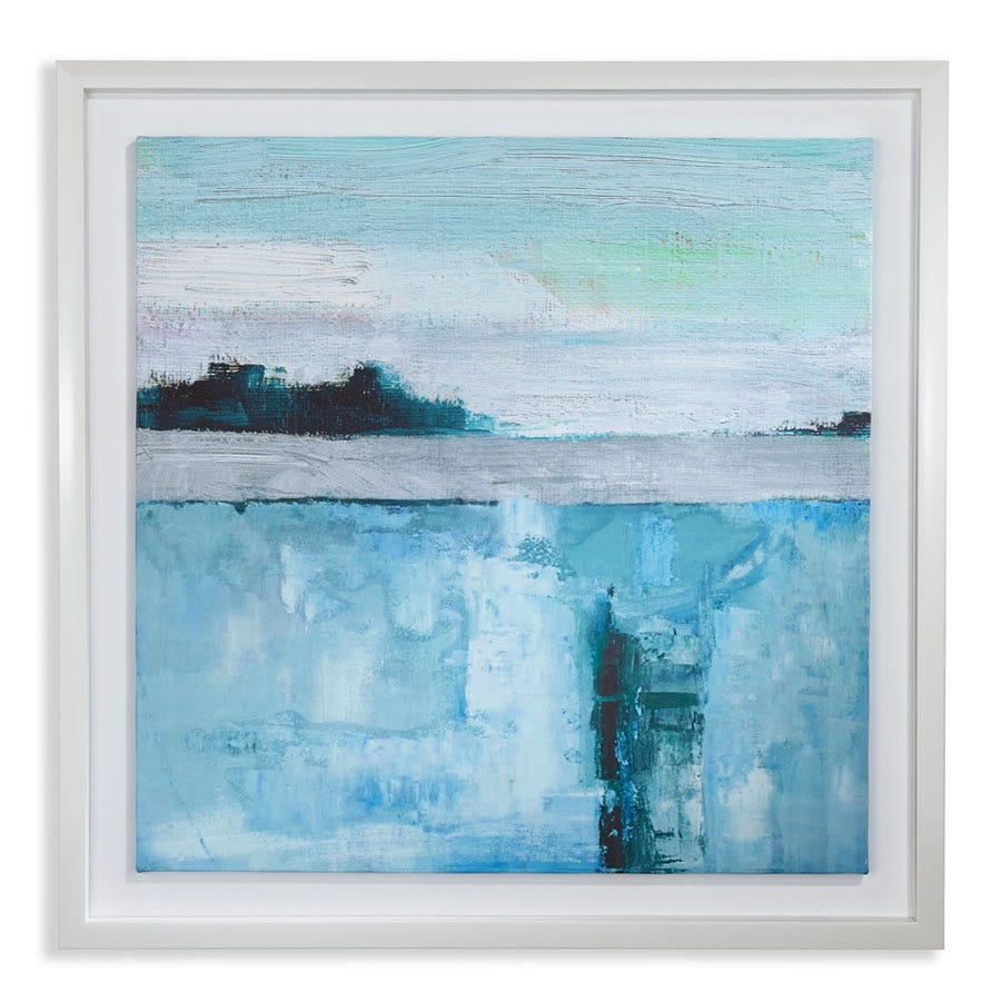 Compare cheap offers & prices of Arthouse Abstract Seascape Framed Wall Print manufactured by Arthouse