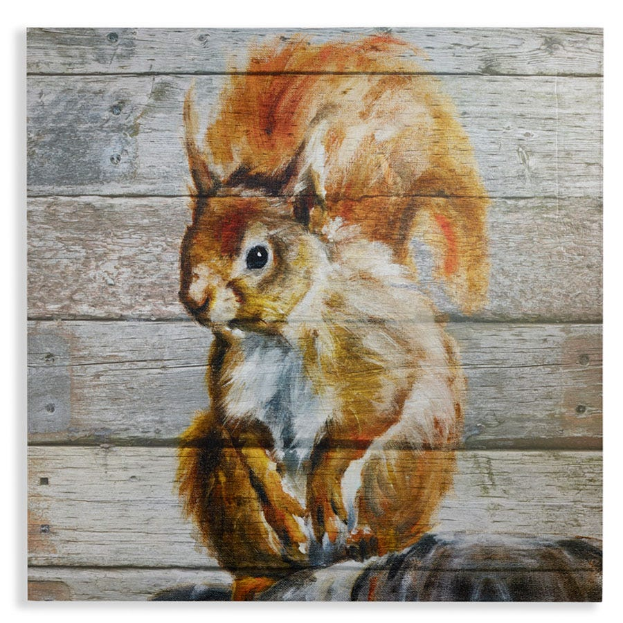 Compare cheap offers & prices of Arthouse Tufty Wooden Plaque Canvas manufactured by Arthouse