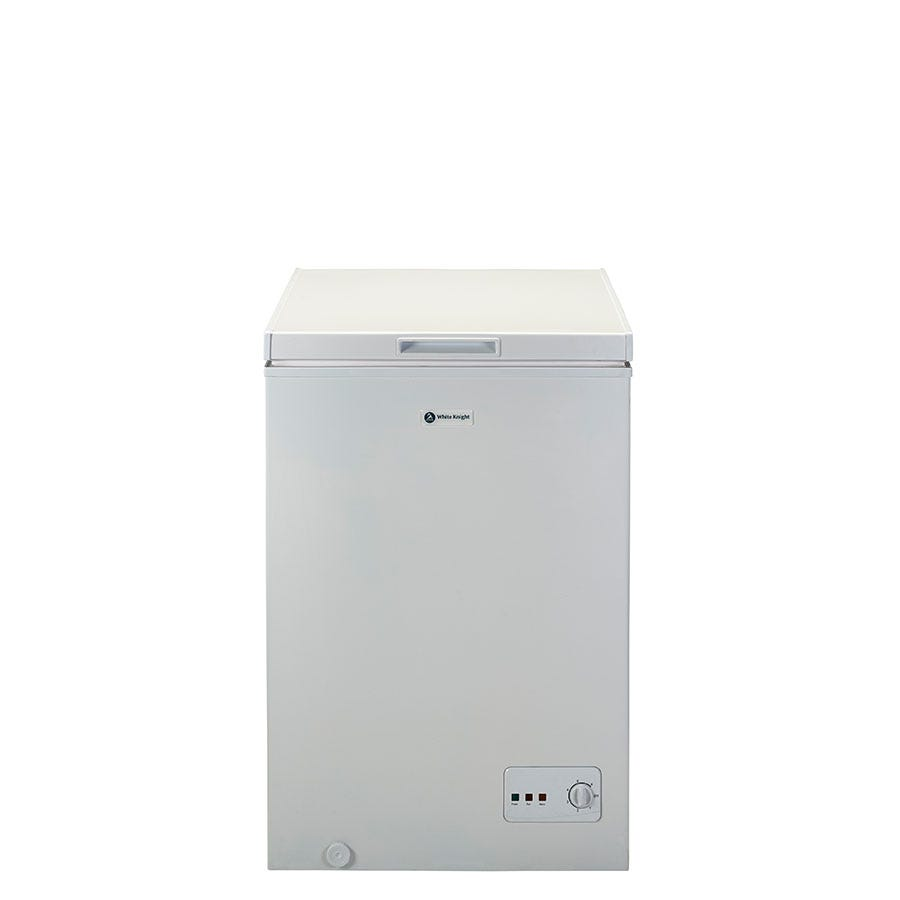 Compare prices for White Knight CF099M Chest Freezer