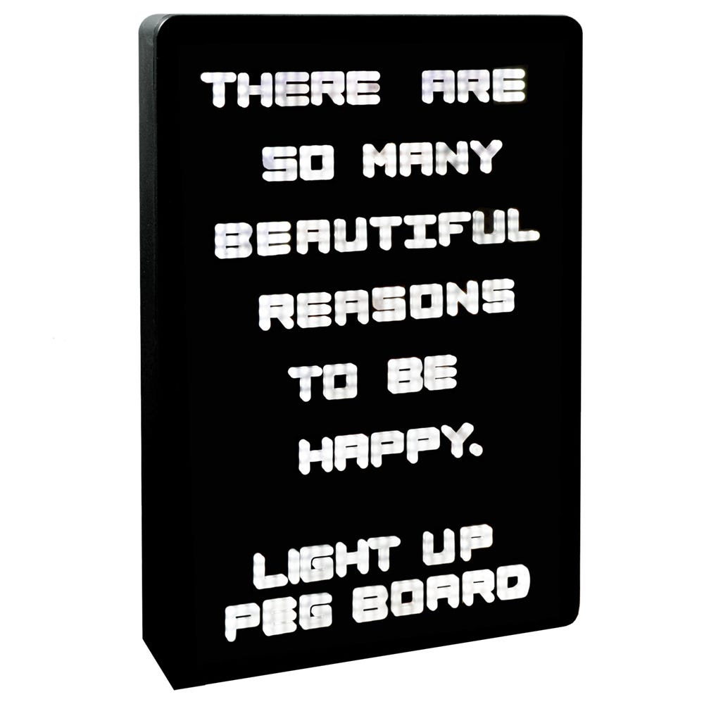 Compare prices for Fizz Creations Light Up Peg Board