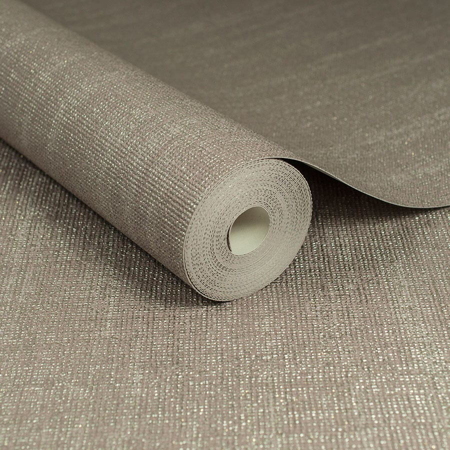 Compare prices for Graham and Brown Boutique Chenille Wallpaper - Bronze
