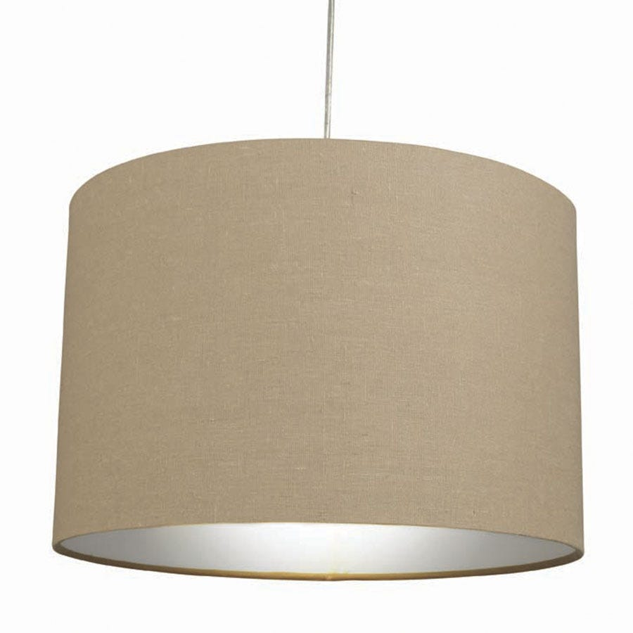 Compare prices for The Lighting and Interiors Group Raj Pendant Light - Putty