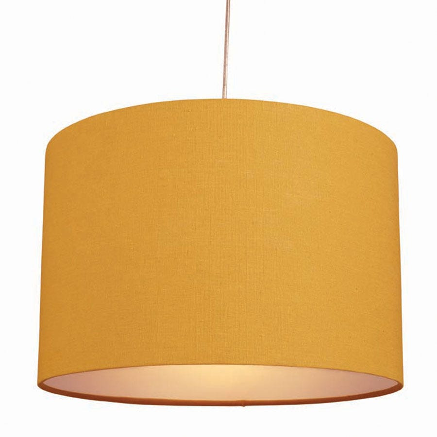 Compare prices for The Lighting and Interiors Group Raj Pendant Light - Ochre