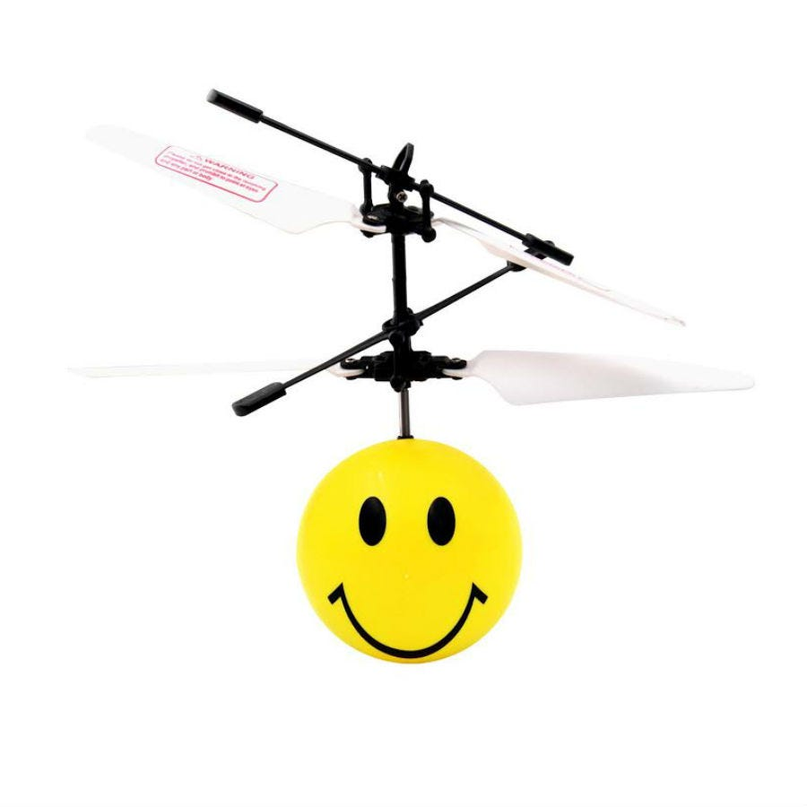 Compare prices for Bitmore Flying Emoji Ball with Remote Control