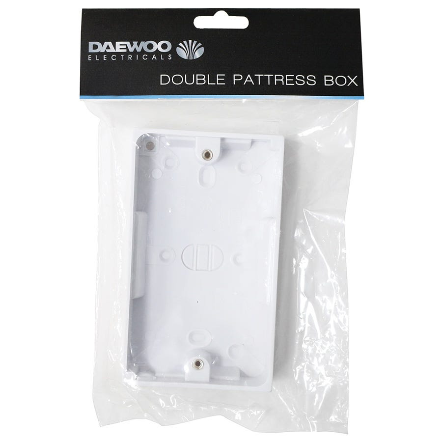Compare retail prices of Daewoo Pattress Box - Double to get the best deal online