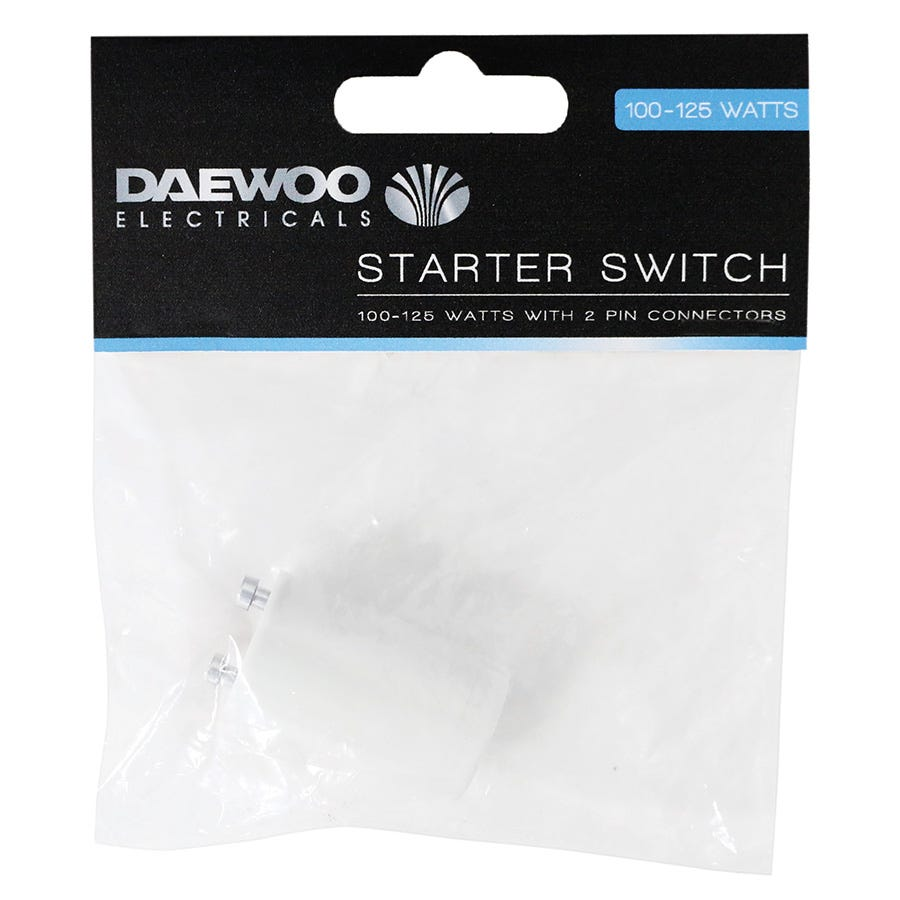 Compare cheap offers & prices of Daewoo 100-125W Starter Switch manufactured by Daewoo